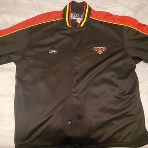 Atlanta Hawks Vintage Warm Up Suit